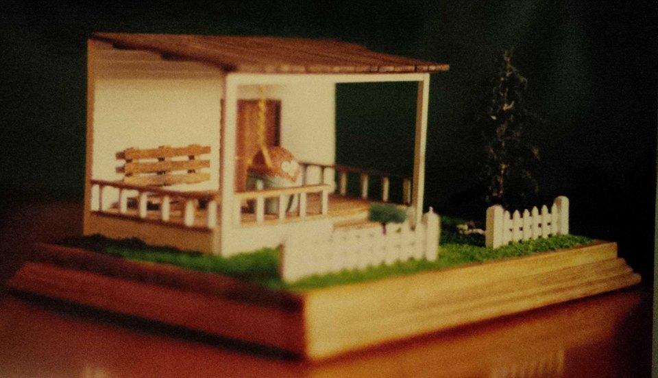 The House that Genius Built