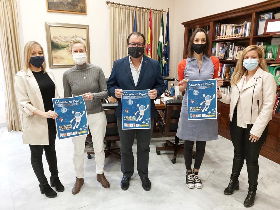 [El Correo de Andalucía] El Ayuntamiento de Carmona pone en marcha el proyecto 'Educando en Valores' para alumnos de 5º de Primaria