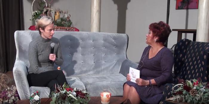 Entrevista en «Ya Es Navidad en Televisión Carmona»